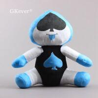 Game Deltarune Undertale Lancer Plush Toy Stuffed Animal Doll 10'' Teddy Gift