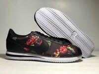 New Nike Cortez Basic Black/Red-Orbit BV6067-001 Mens Shoes Size 8-13 US