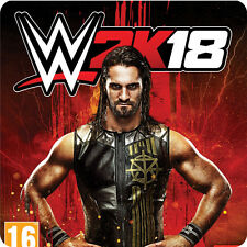 PS4 WWE 2K18 SONY PlayStation 2K Sports Action Games PREORDER