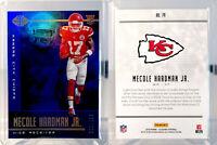 2019 Illusions - #79 Mecole Hardman Jr RC 3/299 - Kansas City Chiefs Rookie