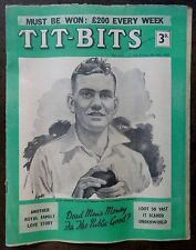 Tit-Bits 8thJuly 1949 ANOTHER ROYAL FAMILY LOVE STORY
