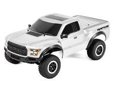 TRA58094-1-WHT Traxxas 2017 Ford Raptor RTR Slash 1/10 2WD Truck (White)