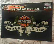 "New/Authentic - Harley Davidson Decal 'Brutus"" #DC787046"