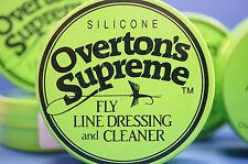 Overton´s SUPREME Silicone Fly Line Dressing & Reiniger Overton´s SUPREME