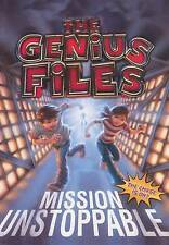 Mission Unstoppable (Turtleback School & Library Binding Edition) (The Genius Fi