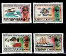 SELLOS AVIACION GRENADA GRENADINES 1981  413/26 U.P.U. 4v.
