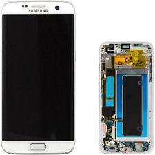 Display Lcd Touch Screen Originale Samsung Galaxy s7 G935f SM-G935F Edge Bianco
