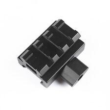 Tactical Weaver/Picatinny Rail Riser 3 Slot Compact Low Profile Mount Adapter