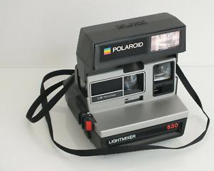 Polaroid 630      LIGHTMIXER - Appareil Photo instantané 100 % Fonctionnel