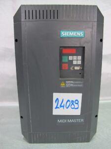 Siemens Simovert Midi Master 6SE3121-7DG40 #24089