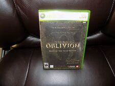 The Elder Scrolls IV: Oblivion -- Game of the Year Edition (Microsoft Xbox 360,