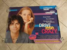 Drive Me Crazy movie poster - Adriean Grenier poster, Melissa Joan Hart poster