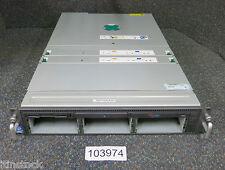 Fujitsu PRIMERGY RX300 S26361-K888-V174 2x Xeon 3.06GHz 4GB RAID DVD 2U Server