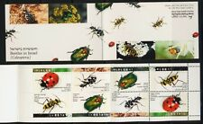 ISRAEL STAMPS 1994 BEETLES INSECT FAUNA BOOKLET MNH VF