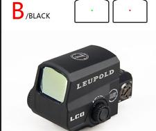 Leup LCO Red & Green 1 MOA Dot Sight