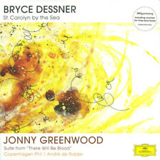 Bryce Dessner / Jonny Greenwood – St. Carolyn By The Sea / Suite 2LP NEW/SEALED