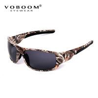 Mens Fishing Cycling Golf Polarized Sport Sunglasses Camo Camouflage Sunglasses2