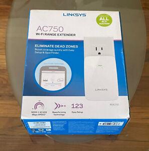Linksys AC750 Dual-Band Wi-Fi Range Extender