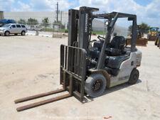 New Listing2015 Nissan Mp1F2A25Dv 5K Warehouse Industrial Forklift Lift Truck Dual bidadoo