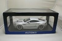 Autoart 1/18 Aston Martin vantage V12 with modified Aluminium Wheels