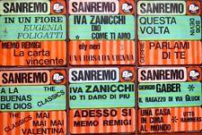 """LOTTO 6 Dischi Vinile 6"""" VINTAGE Serie ORO 1966 con riviste incluse VERY RARE"""
