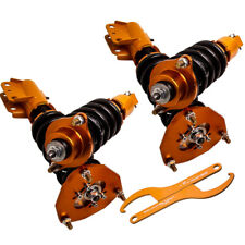 Coilovers Kits for Mitsubishi Lancer 2002-2006 Adj Height Shock Absorbers AKC