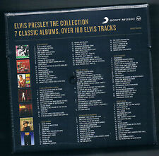 7 CD BOX Elvis Presley The Collection 7 Classic Albums.SONY/RCA NEU/OV 2009