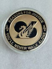 NEW Liverpool F C Champions gold souvenir Coin