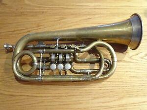 historisches Eb-Flügelhorn / Trompete
