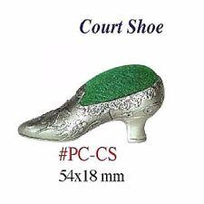 """Pin Cushion  """"Court Shoe""""   Size:  54 x 18 mm     PC-CS"""