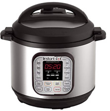 Instant Pot Duo Mini 8 Qt Pressure Cooker, Slow Cooker, Rice Cooker, Steamer
