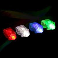 Premium Finger Lights Pack of 4 Multi Colour Light Fingers Beams