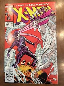 Marvel Comics Uncanny X-Men Issues #230-233 (1988) Inferno Prologue HQ Copies