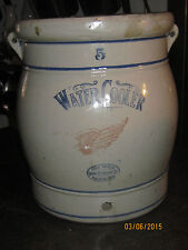 Red Wing 5 Gallon Water Cooler No Lid