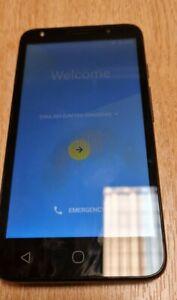 Alcatel Pixi 4 Unlocked Black Android Smartphone