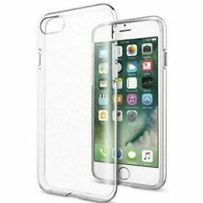 For iPhone 8 7 Case Clear Cover Bumper Rubber Silicone Shockproof Soft Slim Gel