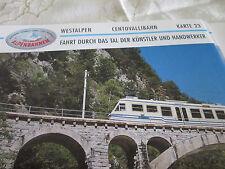 Alpenbahnen Westalpen K 23 Centovallibahn Camedo Domodossola