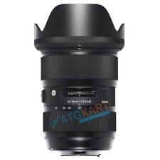 Brand NEW SIGMA ART 24-35mm F2 DG HSM per Nikon Lens