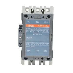Nofuel A145-30-11-84 AC 3P 120V Contactor same as ABB A145-30-11 contactor