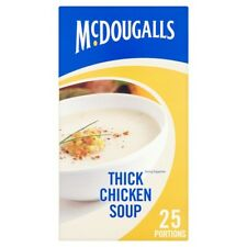 McDougalls Thick Chicken Soup 25 Portions 320g
