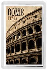 ROME ITALY FRIDGE MAGNET SOUVENIR MOD. 10 - ROMA ITALIA IMAN NEVERA