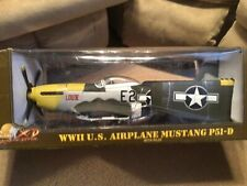 The Ultimate Soldier Xtreme Detail WWII US Airplane Mustang P51-D Scale 1:18