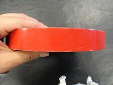 "PINSTRIPE DECAL TAPE RED 1"" X 200' FEET MARINE BOAT"