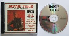 █▬█ Ⓞ ▀█▀   Ⓗⓞⓣ Bonnie Tyler Ⓗⓞⓣ  Original Recordings  Ⓗⓞⓣ 21 Track CD Ⓗⓞⓣ