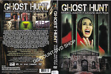 Ghost Hunt. Paranormal Encounter at Burlington County Prison. New DVD