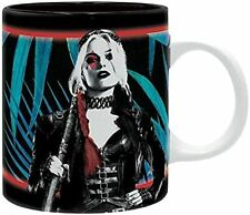 More details for official dc comics harley quinn suicide squad coffee mug cup new in gift box 954