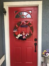 USA Mickey mouse Wreath