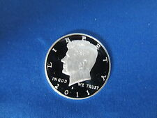 2011-S Silver Kennedy Half Dollars Deep Cameo Mirror Proof Upper grading JFK