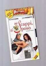 se scappi ti sposo - i grandi film di panorama- VHS