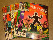 FALLEN ANGELS NM COMPLETE SET
